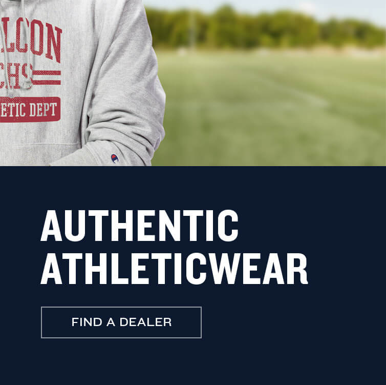 Authentic Athleticwear - Find a Dealer