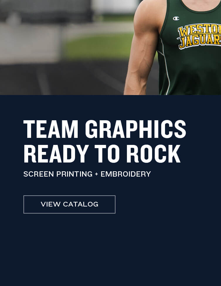 Team Graphics Ready to Rock - View Catalog